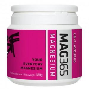 MAG365 BF - Magnesio - formula per supporto osseo - 180g