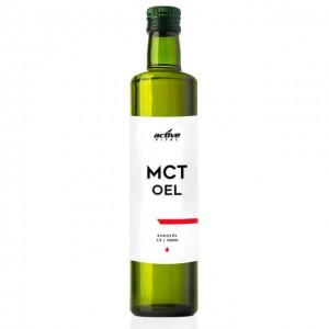 Olio MCT C8 - 500ml