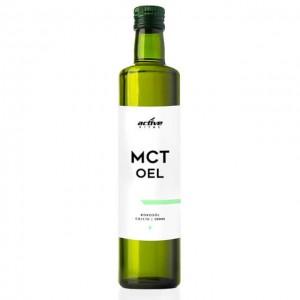 Olio MCT (C8+C10) - 500ml
