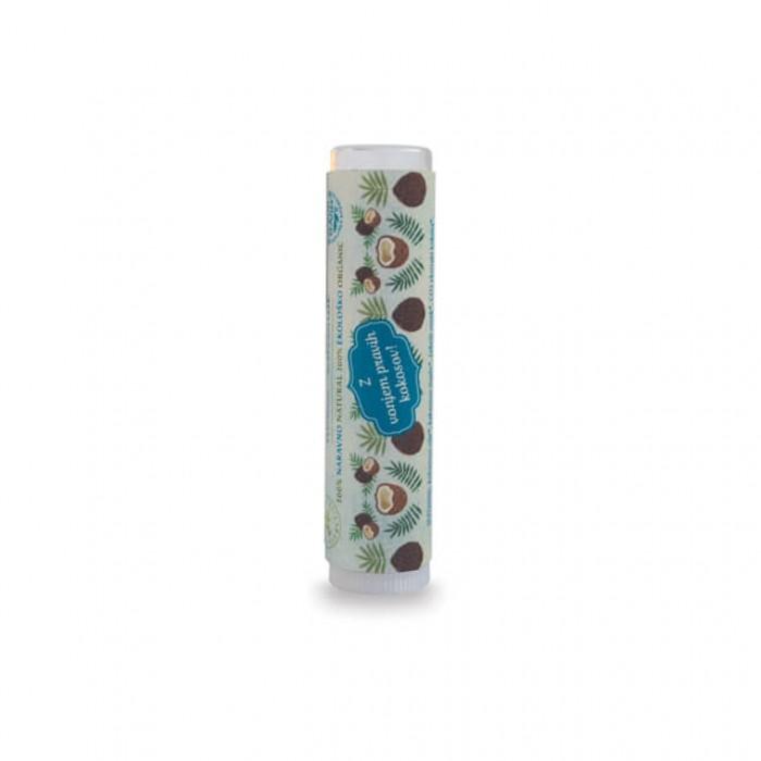 Balsamo labbra cocco - Bio - 5ml
