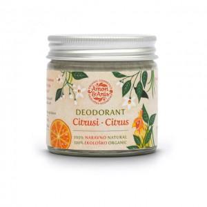 Deodorante agrumi - Bio - 58ml