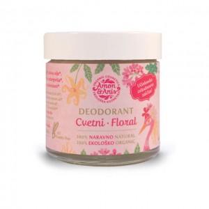 Deodorante floreale - Bio - 58ml