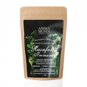 Rainforest immunity - difesa quotidiana del corpo - 227g