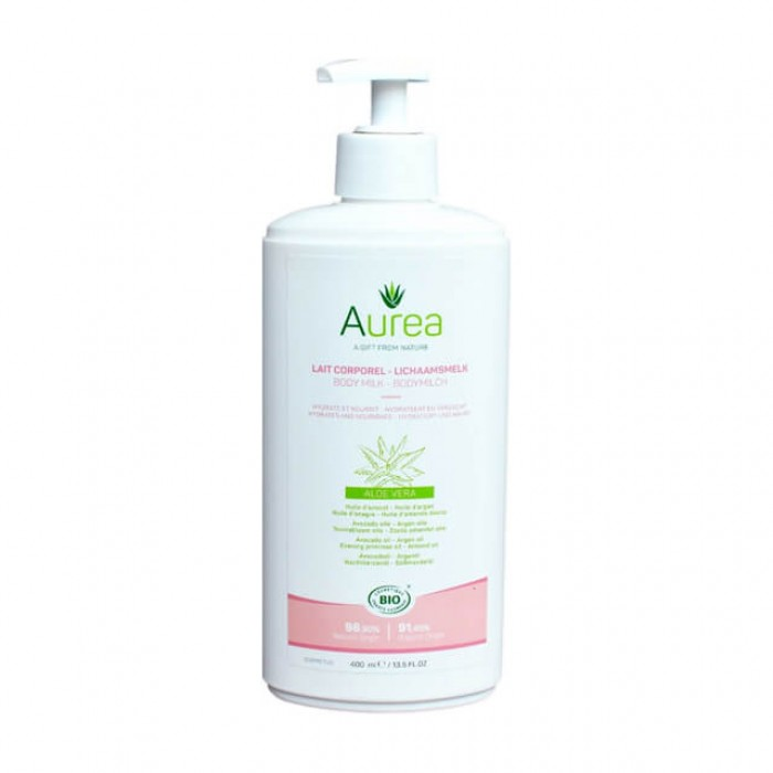 Latte idratante corpo aloe vera - bio - 400ml