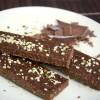 Barretta proteica canapa e cacao
