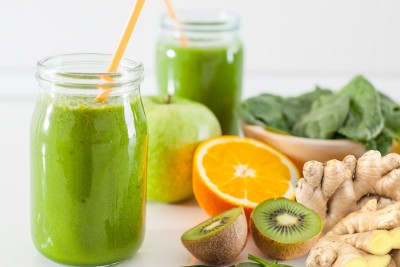 Frullato detox e vitamina c pre-primavera