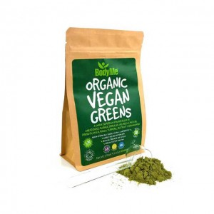 Organic vegan greens - mix di superfood verdi - bio - 270g