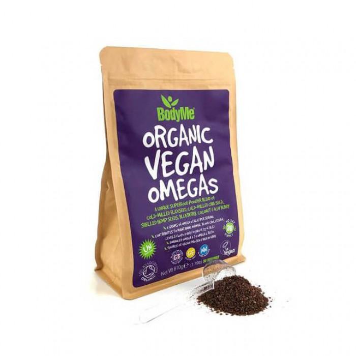 Organic vegan omegas - bio - 810g