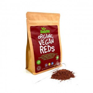 Organic vegan reds - mix di superfood rossi - bio - 270g