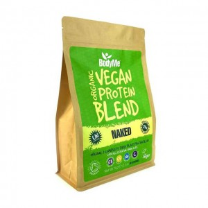 BodyMe Vegan protein blend - natural - bio - 1kg
