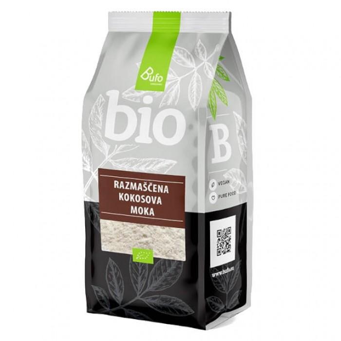 Farina di cocco sgrassata - bio - 300g