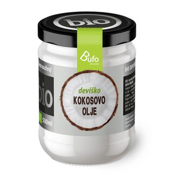 Olio di Cocco BIO Premium - 1500ml