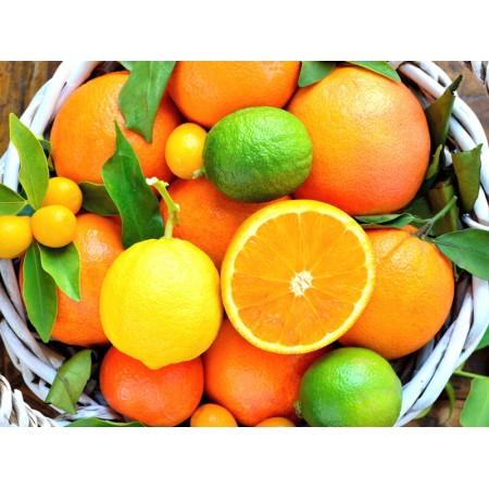 Oli essenziali da frutti