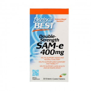 S-Adenosil Metionina - SAM-e - 400mg - 30 compresse