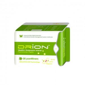 Salvaslip Drion - cotone biologico e ioni negativi