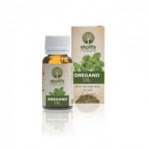 Olio essenziale di origano selvatico - bio - 10ml