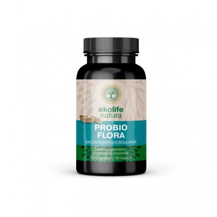 Probio Flora - Probiotici e prebiotici - 30 caps