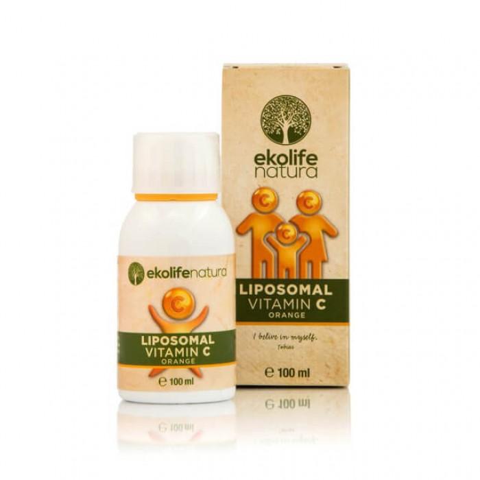 Vitamina C liposomiale - arancia - 100ml