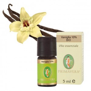 Vaniglia - olio essenziale - bio - 5ml