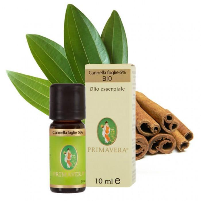 Cannella foglie 6% - Olio essenziale - 10ml