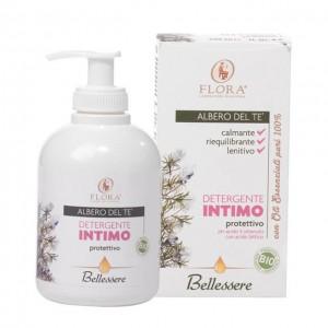 Detergente intimo Albero del te - Bio - 250ml