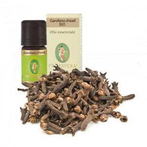 Olio essenziale di garofano chiodi - Bio - 5ml