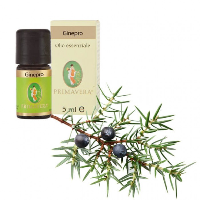Ginepro - Olio essenziale - 5ml
