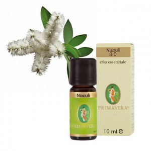 Niaouli - olio essenziale - bio - 10ml