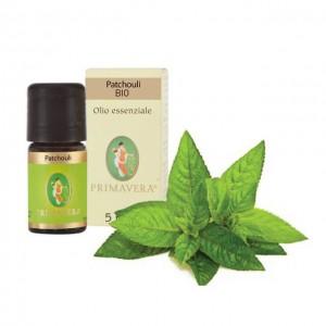 Olio essenziale di patchouli - Bio - 5ml