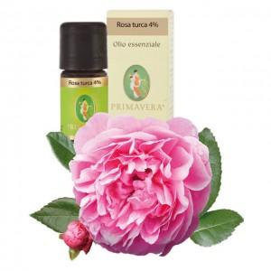 Rosa turca damascena 4% - Olio essenziale - 5ml