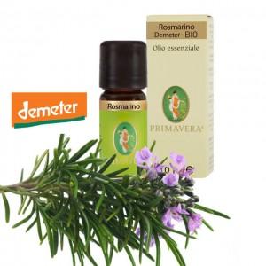 Rosmarino - olio essenziale - demeter - bio - 10ml