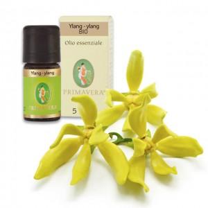 Ylang-ylang - Olio essenziale - Bio - 5ml