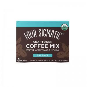 Adaptogen coffee mix - ashwagandha, tulsi e chaga - bio - 10 bustine