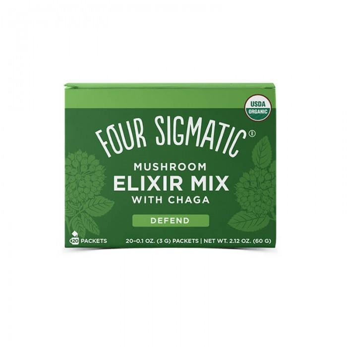 Chaga - Mushroom elixir mix - 20 bustine