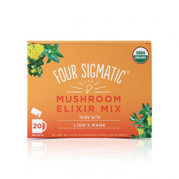 Hericium Erinaceus - Mushroom elixir mix - 20 bustine