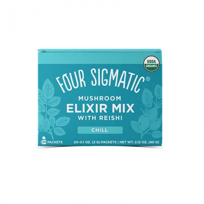 Reishi - mushroom elixir mix - bio - 20 bustine