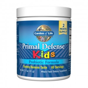 Probiotici per bambini Primal defense - polvere - 81g