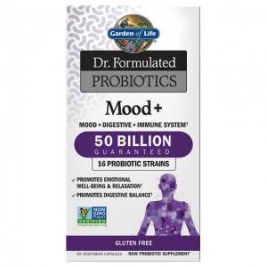 Probiotici Mood+ 50 miliardi - 60 capsule