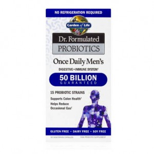 Probiotici uomo once daily 50miliardi CFU - 30 caps