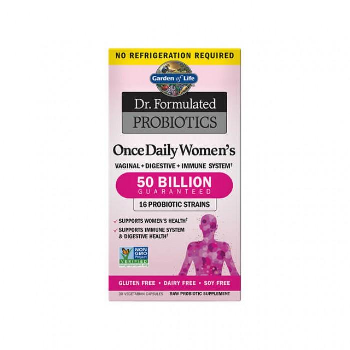 Probiotici donna Once Daily 50 miliardi CFU - 30 caps