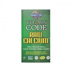 Vitamin code raw calcium - calcio naturale dalle alghe - 120 Vcaps