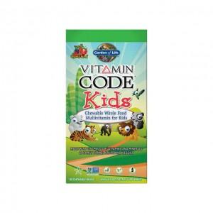 Vitamin Code Kids - Multivitaminico per bambini - 30 orsetti masticabili