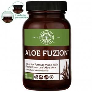 Aloe Fuzion - Integratore Aloe Vera - 60 caps