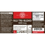 B12 tri-blend - complesso vitamina B12 - 30ml