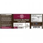 CoQ10 & BioPQQ con shilajit - 60 caps