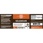 Selenium - selenio naturale dalla senape - 60 caps