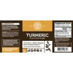 Turmeric - estratto di curcuma e pepe nero - 59ml