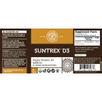 Suntrex Vitamina D3 vegana - 5000IU - 59ml