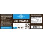 Oxy powder - pulizia intestinale a base di ossigeno - 60 caps