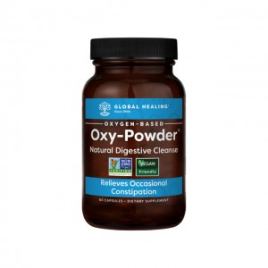 Oxy powder - pulizia intestinale a base di ossigeno - 60 caps